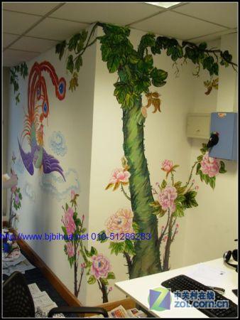 手绘墙画 北京手绘墙画 幼儿园壁画 手绘壁画 北京壁画