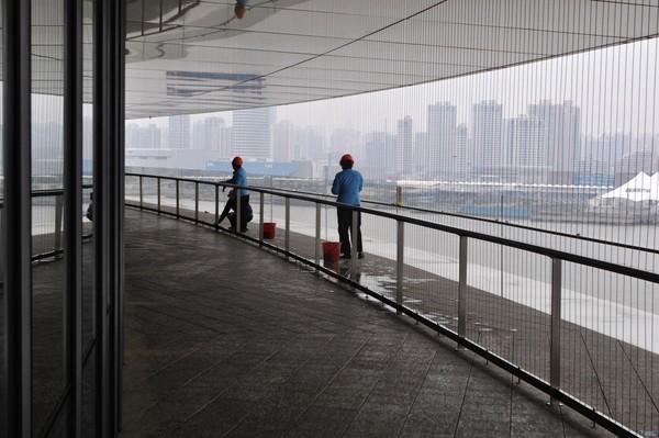 dsc 0493 上海梅赛德斯 奔驰演艺中心高清图片